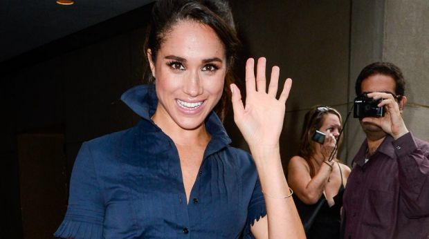 Meghan Markle was notably absent from the wedding.