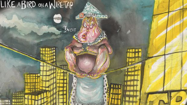 Illustration by David Rowe