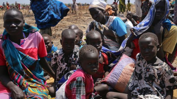 The UN is seeking $US4.4 billion by the end of March to prevent catastrophic hunger and famine in South Sudan, Nigeria, ...