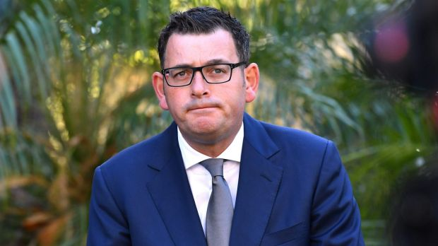 "Victorian Premier Daniel Andrews has called on the PM to ""admit the energy market is failing households""."