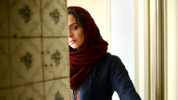 Taraneh Alidoosti as Rana in <i>The Salesman</i>.