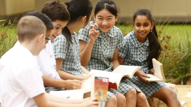 Private companies are gaining considerable influence over the NAPLAN tests Australian school students sit.