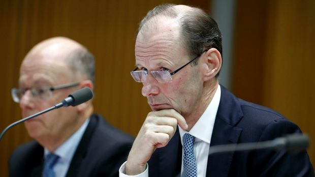 ANZ bank chief executive Shayne Elliott said he could see how a register would work.