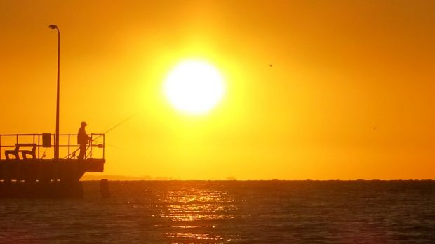 The Bureau of Meteorology is forecasting temperatures into the high 20s next week with a maximum of 30C predicted for ...