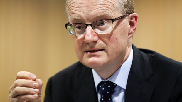 "RBA governor Philip Lowe: ""It is likely that growth over the next couple of years will be a bit stronger than it has ..."