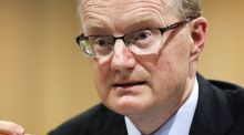 Philip Lowe said the RBA would be reluctant to cut rates, even if weak wage growth and weak inflation made it appear ...