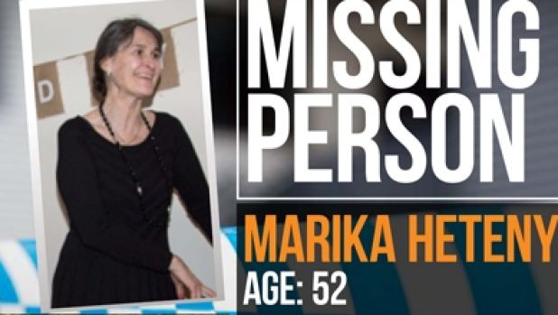 Marika Hetenyi has been found two weeks since she was reported missing.