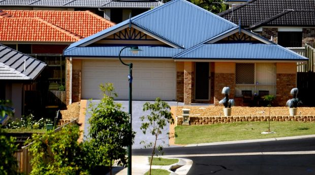 Unless there is a very rapid increase in supply, the price of new city-fringe houses will go up.