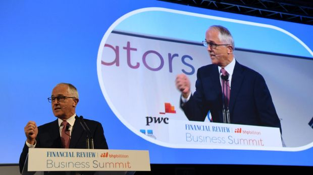 Prime Minister Malcolm Turnbul says Australia is in the midst of an 'energy crisis'.