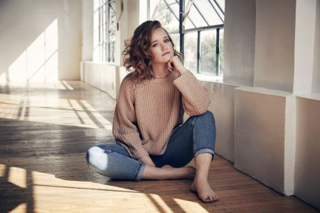Former Canberra girl Liv Hewson in Hollywood where she is making a name for herself,  working with big names from Drew ...