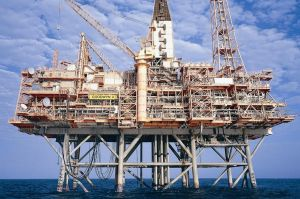 The Goodwyn A platform has a production capacity of 36,000 tonnes of gas and 11,000 tonnes of oil.