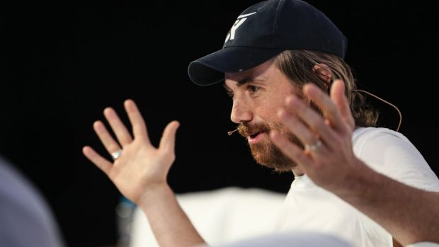 """Atlassian's Mike Cannon-Brookes says the Australian investment community """"has a lot of learning to do about technology""""."""