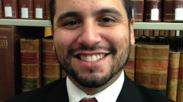 Stephen Gutierrez in a photo from his firm's website.