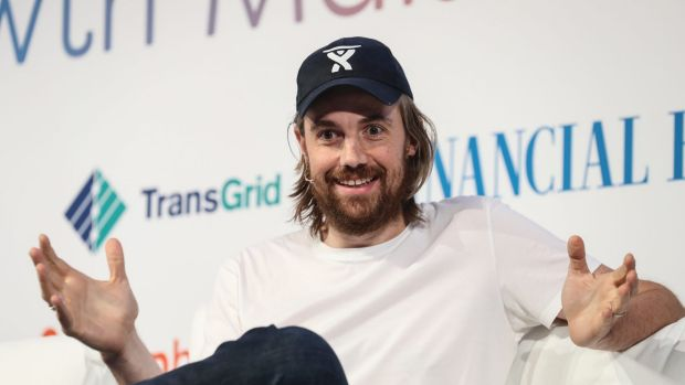 Atlassian co-founder Mike Cannon-Brookes may be in Skye Leckie's sights.