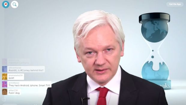 Two of Assange's lawyers and a Wikileaks spokesman did not immediately respond to requests for comment on Pompeo's remarks.