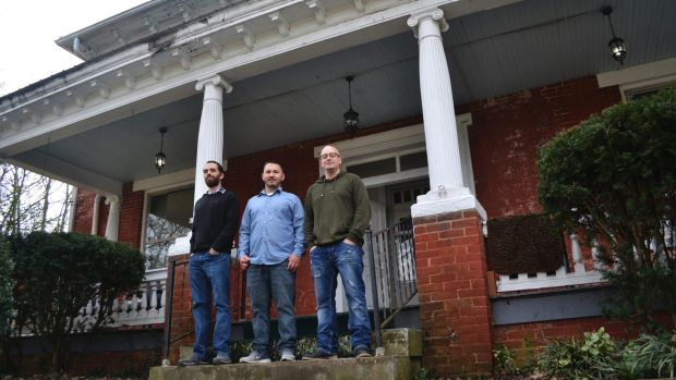 Tyler Witten, John Holbrook and Jason Stone received a residential treatment by Addiction Recovery Care, under a ...