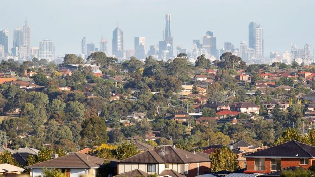Soaring house and apartment prices may be a thing of the past in Sydney and Melbourne.