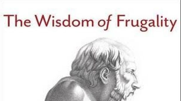 Emrys Westacott's The Wisdom of Frugality.