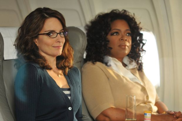 Comedian Tina Fey has built a close connection with Oprah who appeared alongside Fey in 30 Rock. She announced the ...