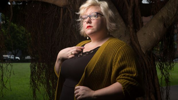 American writer Lindy West: Don't trust a man who insists too loudly he is a feminist.