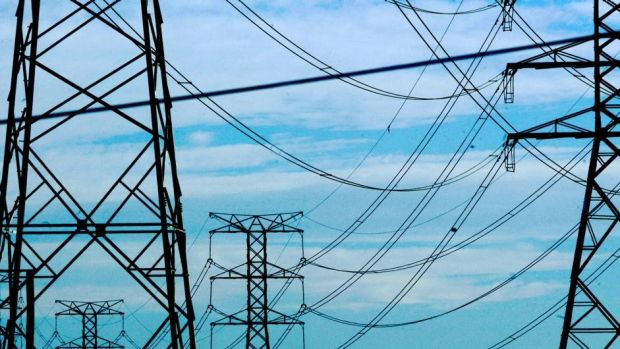 The Andrews government is under pressure over power prices.