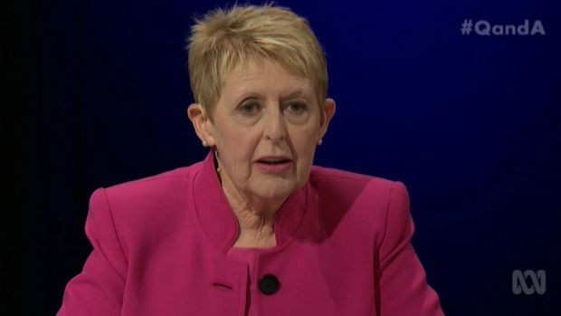 "Children's author Mem Fox: ""It was the way other people in the room were treated which made me ashamed of being a human ..."