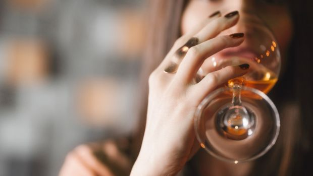 It is estimated 3 per cent of cancers a year can be blamed on alcohol.