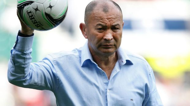 England head coach Eddie Jones.