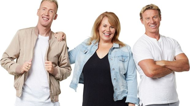 The Nova breakfast crew Nathan, Nat and Shaun are Perth's number one breakfast show.