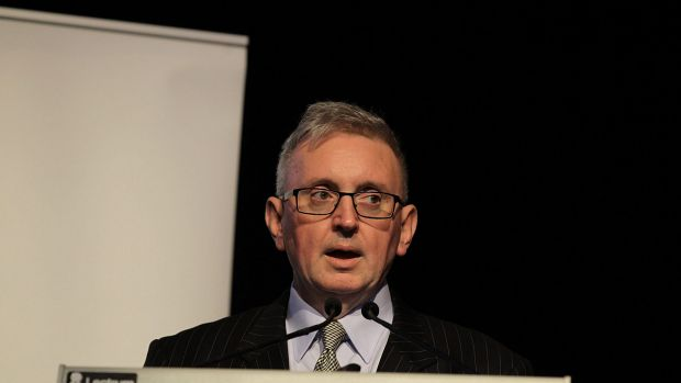 Don Harwin is the fourth-most senior minister in the Berejiklian government.