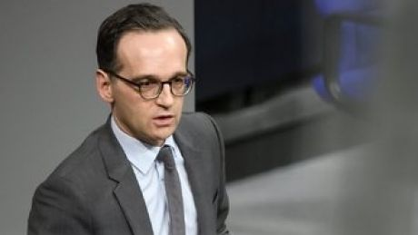 Heiko Maas, the German justice minister, is endorsing a new social media law aimed at cracking down on hate speech, a ...