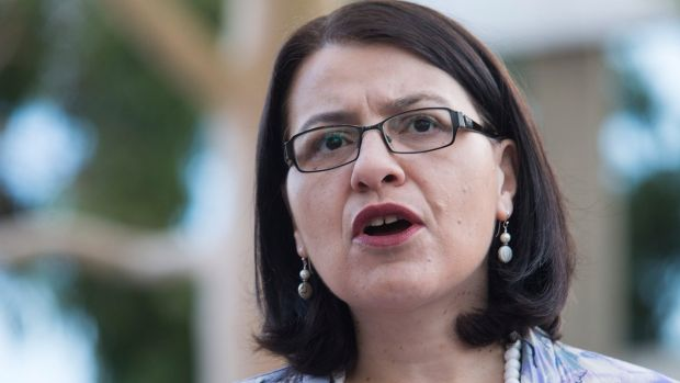"""Families Minister Jenny Mikokos says Victoria's adoption laws need to reflect the values of """"modern families"""""""