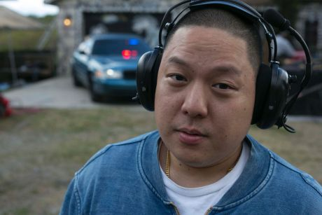 Eddie Huang is a TV natural, with a happy knack for finding interesting subjects along with plenty of trouble.