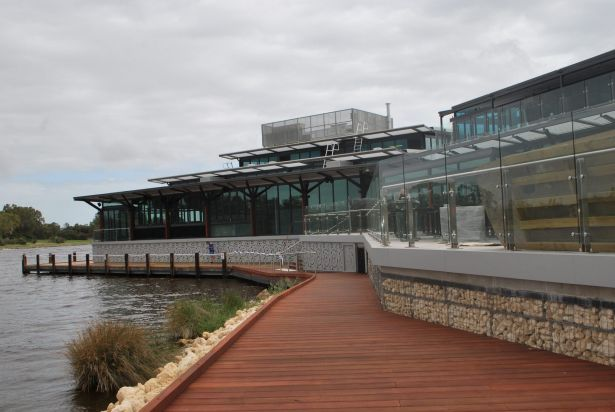 Ku De Ta Perth links up with On The Point on the Swan River.