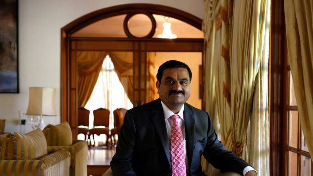 The railway development would be directly owned by Adani the family, not by Adani the company, in any of its myriad forms.