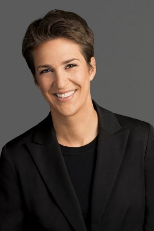 MSNBC host Rachel Maddow has been killing 2017, thanks to her intrepid reporting on the Trump administration and ...