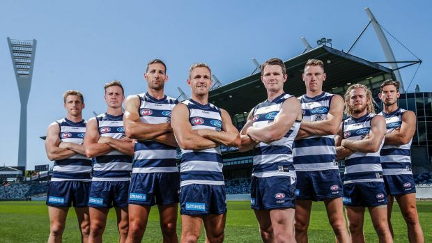 Geelong and their new stand
