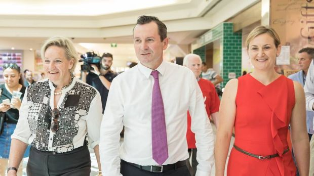 Incoming Premier Mark McGowan is due to announce minister portfolios on Thursday.
