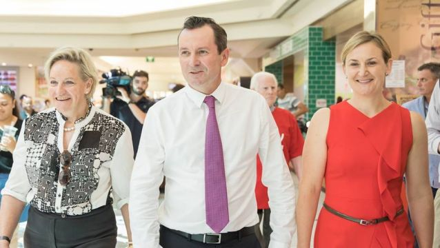 Premier Mark McGowan has unveiled his legislative agenda.