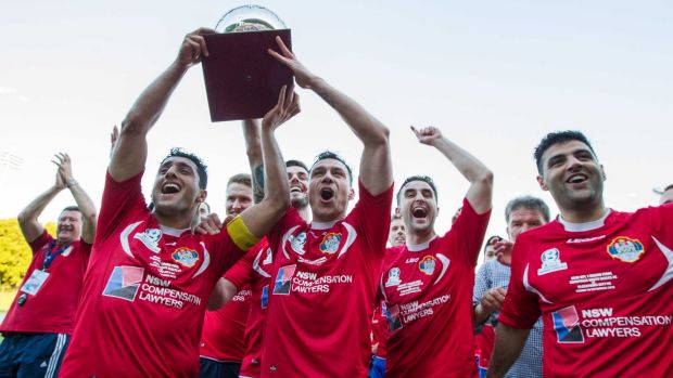 Bonnyrigg White Eagles are one of the teams pushing for a national second division.