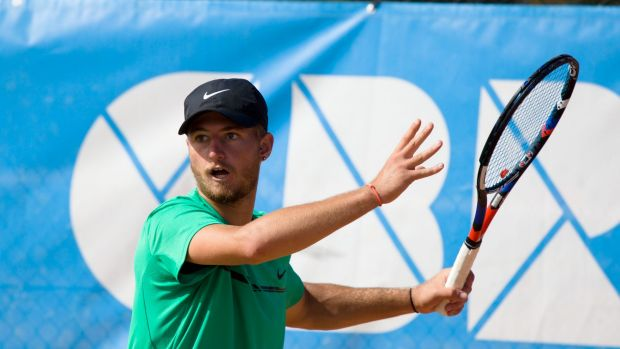 Australian tennis young gun Omar Jasika is on fire at the ACT Claycourt International.