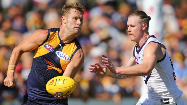 Matt Priddis, West Coast Eagles midfielder, announces AFL retirement