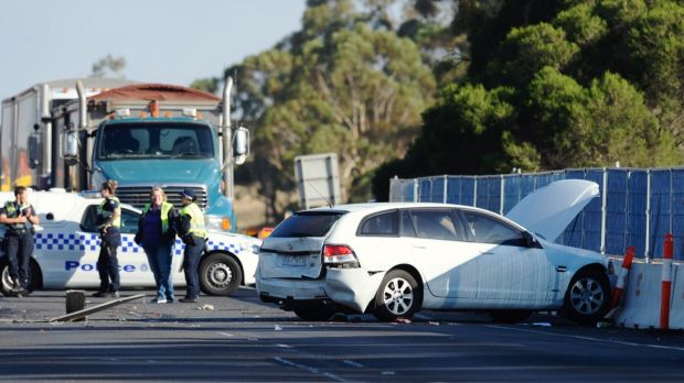 A man has been charged with culpable driving causing death after a multiple car accident on the Calder Freeway at ...