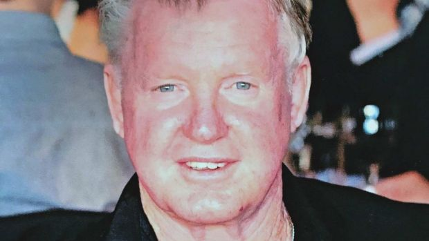 David Lawrence, 63, was found dead in his home in December 2015.