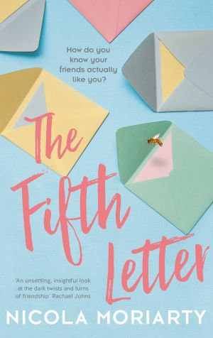 Cover of <i>The Fifth Letter</i> by Nicola Moriarty.
