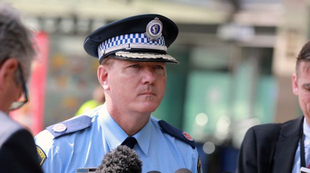 The fixated persons investigations unit is one of NSW Police Commissioner Mick Fuller's first announcements.