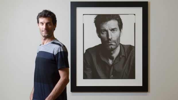 The portrait is one of 49 finalists for the National Photographic Prize.