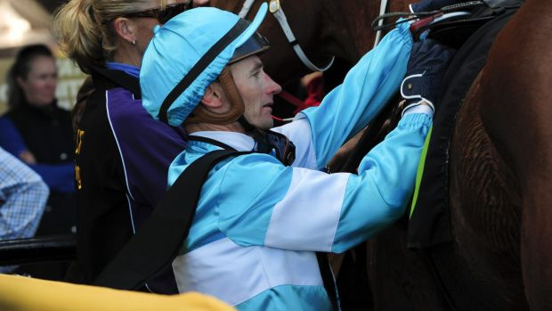 A blistering pace in race four at Thoroughbred Park on Saturday saw jockey Brendan Ward set a class record and win by a ...