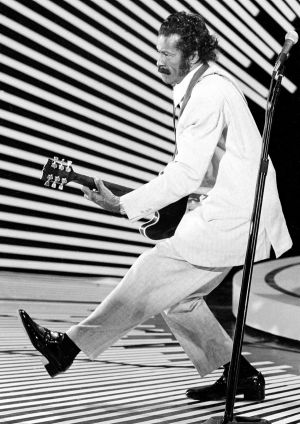 Go Johnny Go: Chuck Berry, 1980.