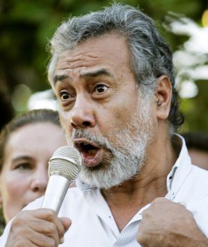 """Xanana Gusmao's support for the candidacy of """"Lu-Olo"""" Guterres could prove critical in Monday's first round of the ..."""
